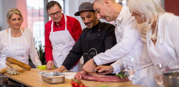 Kochkurs: Fisch & Fleisch — Neue Trends