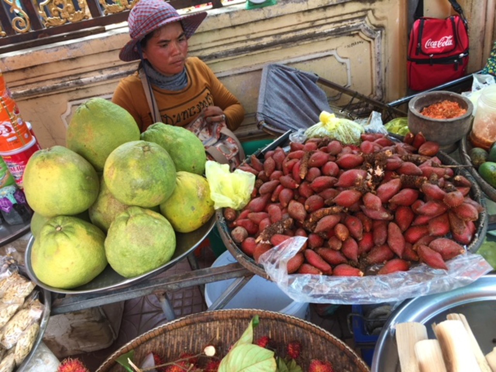 Kulinarische Rundreise durch Asien