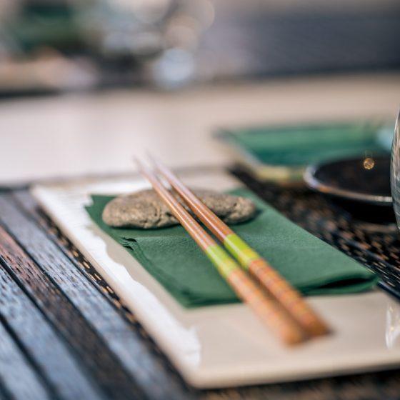 Japanisch – Sushi & mehr ……………… ………. …                    07. 10. 2019 UM 19:00 UHR