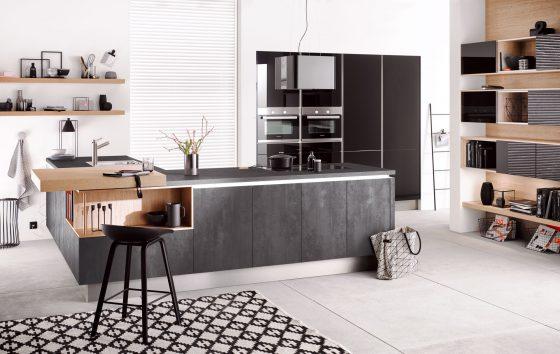 MILANO-Küche