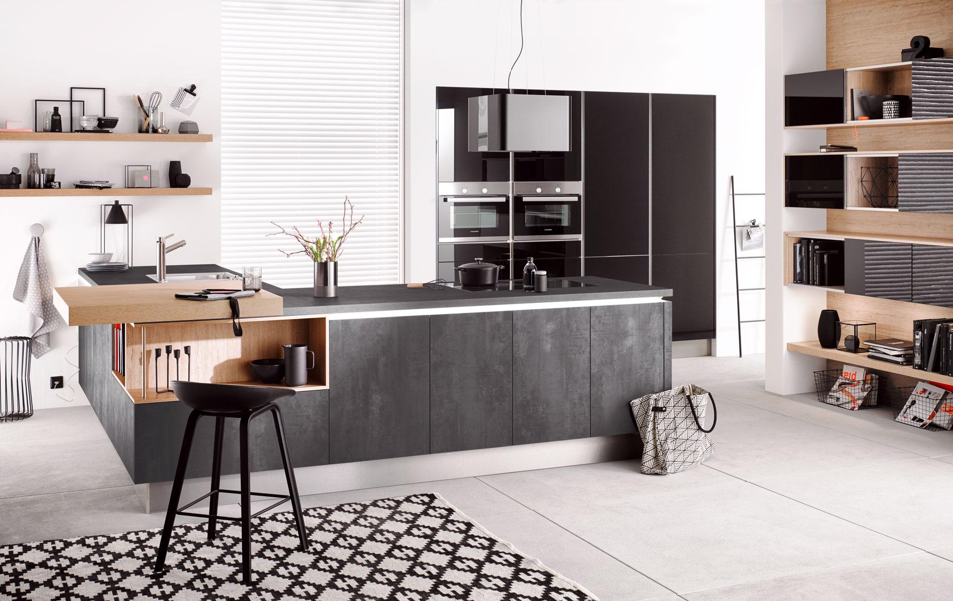 MILANO-Küche – MILANO küchen.werk Dresden