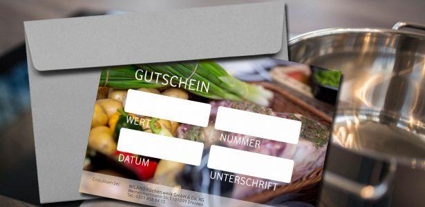 Geschenk-Gutschein Kochkurs