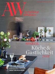 """Auszeichnung in """"Architektur & Wohnen"""""""