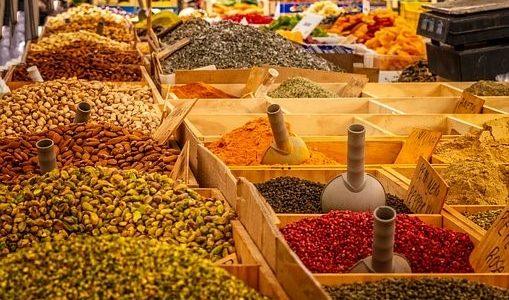 Küche des Orients – Erlebnis der Düfte und Gewürze