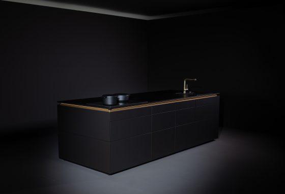 LEICHT Küche Carbon Grey