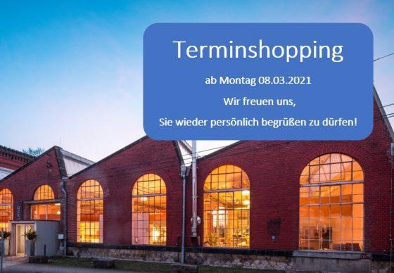 Terminshopping - click&meet