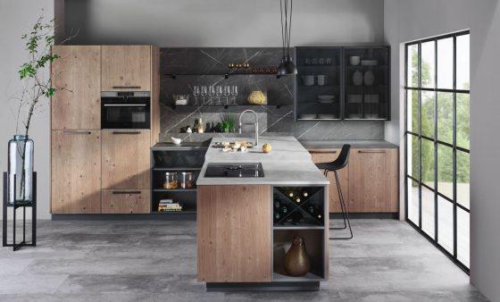 MILANO Küche M2 traditionell