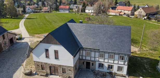Landhaus in der Lausitz